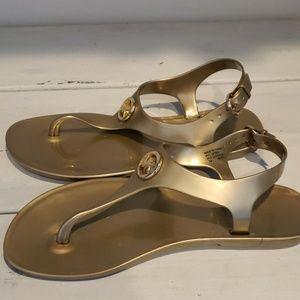 Michael Kors Shoes - Michael Kors jelly sandal
